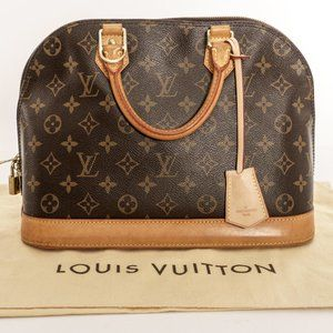 🎉🎉Host Pick 🎉🎉LOUIS VUITTON Retail Set Alma